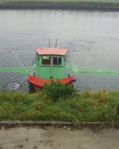 Marpos - Zeebrugge - Diensten